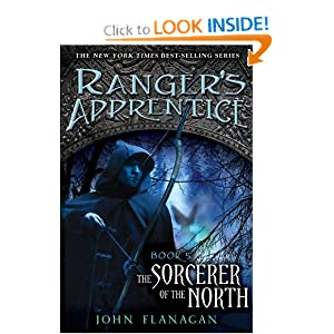 Book 5: Sorcerer of the North