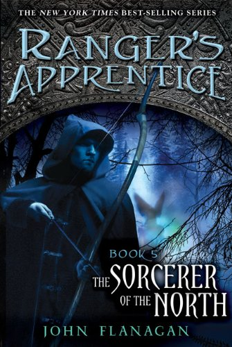 Cover of The Sorcerer of the North: Book Five (Ranger's Apprentice)
