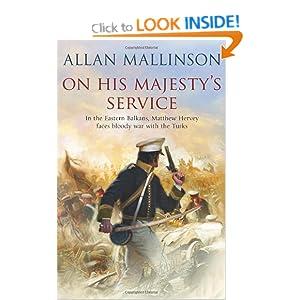 On His Majestys Service - Alan Mallinson
