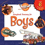 Storybook Treasury for Boys (Storybook Treasuries) (0448433389) by Anastasio, Dina