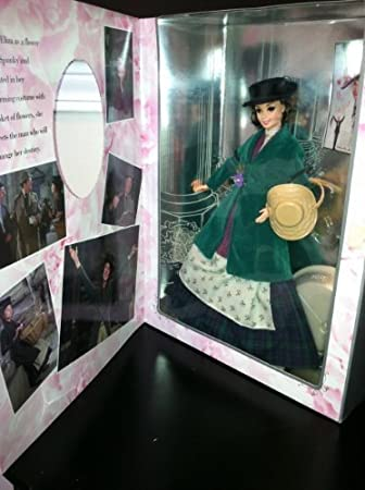 Hollywood Legends Collection Barbie As Eliza Doolittle in My Fair Lady Flower Girl by Mattel