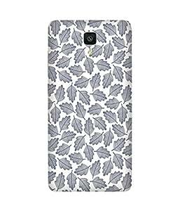 Leaves Xiaomi Mi 4 Case