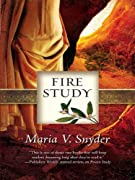 Fire Study (The Study Series) by Maria V. Snyder cover image