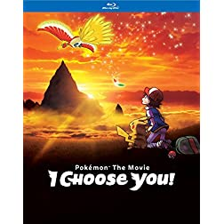 Pokemon the Movie: I Choose You! [Blu-ray]