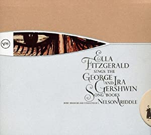 Ella Fitzgerald Sings The Gershwin Songbook