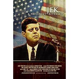JFK: A President Betrayed [Blu-ray]