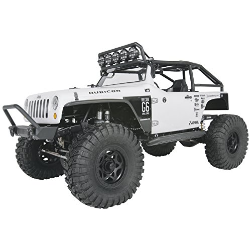 Axial Ax90034 Scx10 Jeep Wrangler G6 Ep 4Wd Kit
