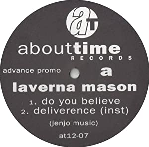 Laverna Mason - The Reach Out EP