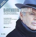 Piano Concertos, The (Barenboim, Berliner Phil.) [9 CD+DVD]