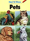 How to Draw Pets (How to Draw) (0816727430) by Murray, Linda