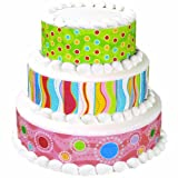 Lucks Designer Prints, Cutie Pie Variety, 2-1/4 X 10 Inch, 36 Count