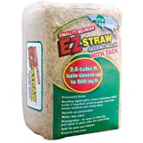 EZ Straw Seeding Mulch With Tack (Tamaño: 2.5 CU FT BALE)