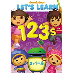 Let's Learn: 1, 2, 3