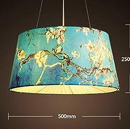 BLYC- Modern light fabrics children\'s room light 5025CM chandelier