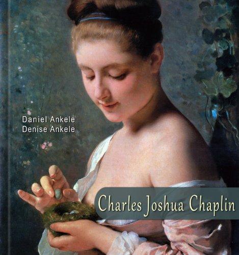 Charles Joshua Chaplin - Academic Paintings