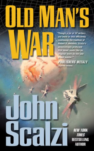 Old Man's War: John Scalzi: 9780765348272: Amazon.com: Books