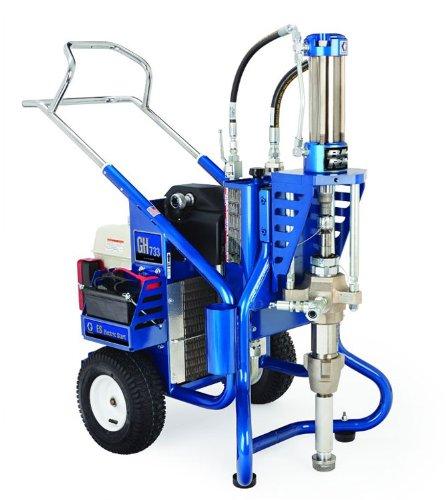 Graco Gh 733 Gas-Hydraulic Airless Sprayer 16U279 Bare W/ Electric Start