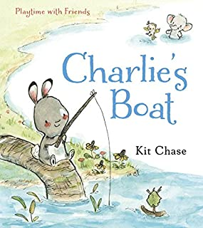 Book Cover: Charlie's Boat