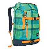The North Face Pre-Hab daypack green/orange daypack
