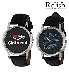 Relish Analog Watches Combo for Men - 608C