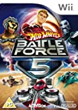 Hot Wheels: Battle Force 5 (Wii)