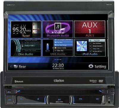 Clarion NZ501E Navigationssystem ( 7 Zoll Display,starrer Monitor, 16:9,Kontinent ) von Clarion - Reifen Onlineshop