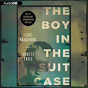 The Boy in the Suitcase Audiobook