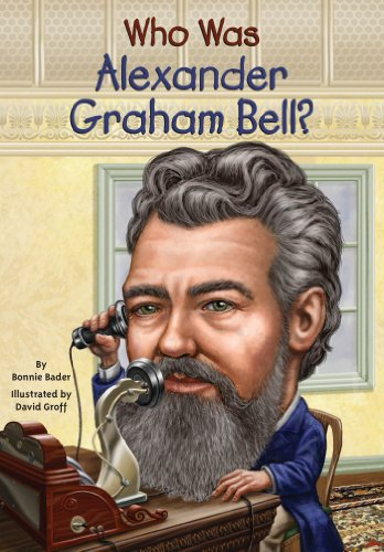 Who Was Alexander Graham Bell? (Alexander Graham Bell For Kids compare prices)