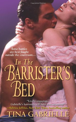 Image of In the Barrister's Bed (Regency Barrister, Book 2)