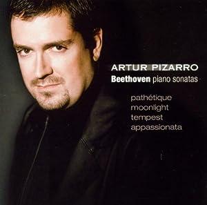 """Sonates Op. 13 """"Pathétique"""", N°14 """"Clair De Lune"""", N°17 """"Tempête"""", N°23 """"Appassionata"""""""