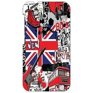Printland England Phone Cover For Honor Holly Hol-U19