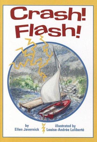 COMPREHENSION POWER READERS CRASH! FLASH! GRADE 3 SINGLE 2004C