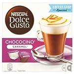 Nescafe Dolce Gusto Chococino Caramel...