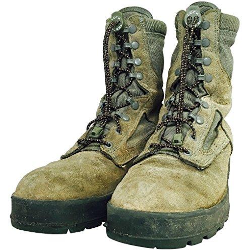 Tie Shoe Lace Boot