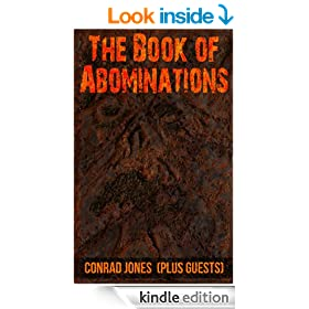 The Book of Abominations: A horror collection (Saul, Masteton, Herbert style)