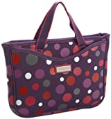 Hadaki Netbook Laptop Tote - Bouncing Ball Berry