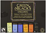 Green and Blacks Organic Treat Collection 90 g (Pack of 3)