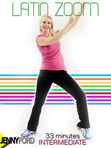 Latin Zoom Cardio Workout - Jenny Ford