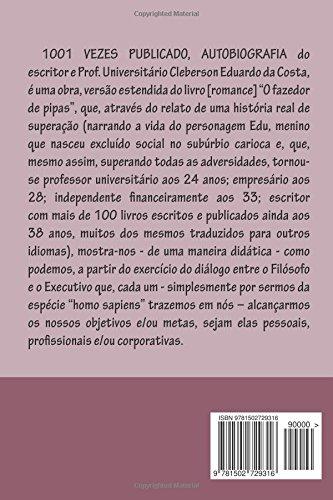 1001 Vezes Publicado - Autobiografia: Cleberson Eduardo da Costa por ele mesmo