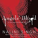 Angels' Blood: The Guild Hunter Series, Book 1 Hörbuch von Nalini Singh Gesprochen von: Justine Eyre