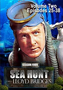 Sea Hunt: Season Four - Volume Two (Episodes 25-38) - Amazon.com Exclusive