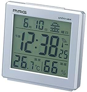 mag mug radio digital alarm clock apollo