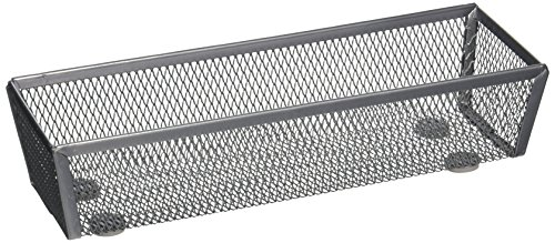 Honey-Can-Do KCH-02158 Steel Mesh Drawer Organizer, Silver (Cutlery Drawer Tray With Cover compare prices)