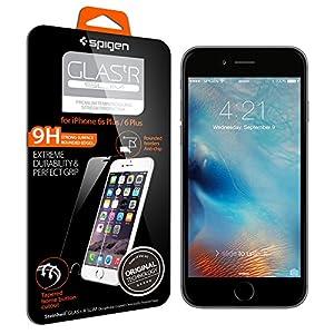 iPhone 6s Plus Screen Protector, Spigen® Glass Variations from Spigen