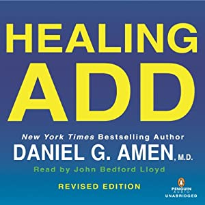 Healing ADD Revised Edition Hörbuch