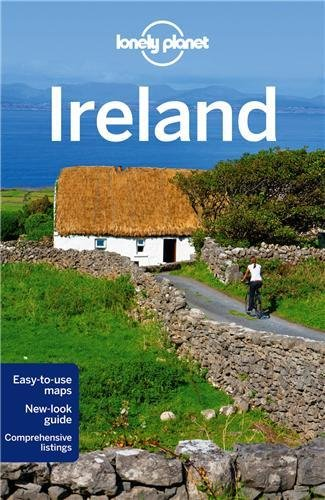 Lonely Planet Ireland (Travel Guide) front-1038957