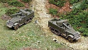Italeri M3 75mm Half Track (Fast Assembly) Model Kit