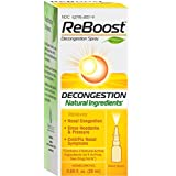 ReBoost Decongestion Nasal Spray, 0.68 Fl. Oz.