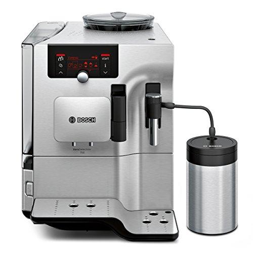 Bosch TES80751DE Kaffeevollautomat VeroSelection 700 (19 bar), edelstahl thumbnail