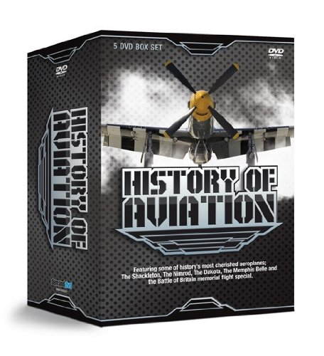 History Story Of Aviation Box Set [DVD] [2008]